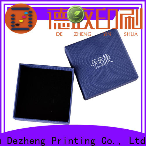 Suppliers paper jewelry box manufacturers