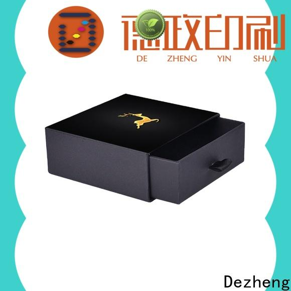 Dezheng factory paper box price customization