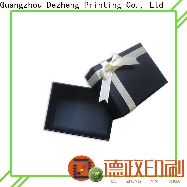 Dezheng manufacturers paper box price customization