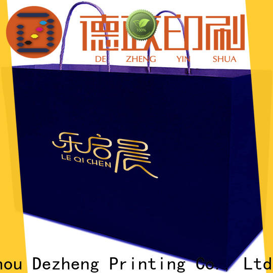 Dezheng custom printed boxes