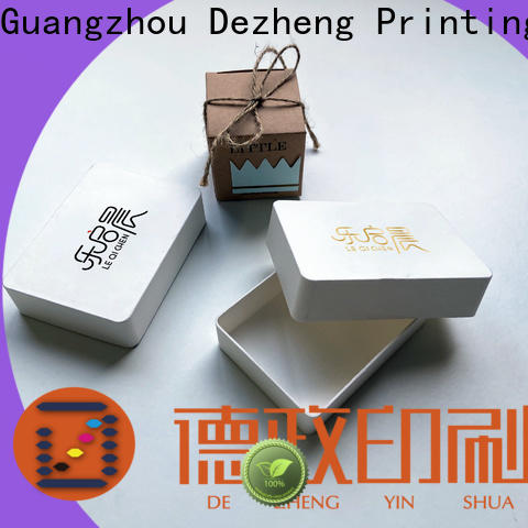 Dezheng manufacturers paper box price for business