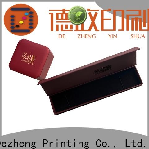 Dezheng custom made paper boxes Suppliers