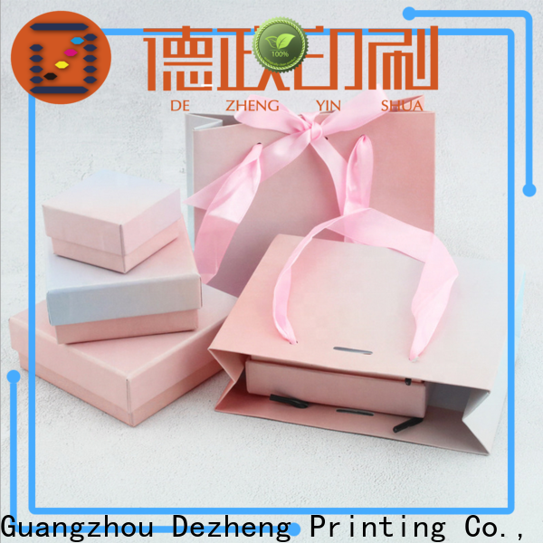Suppliers packing paper box customization