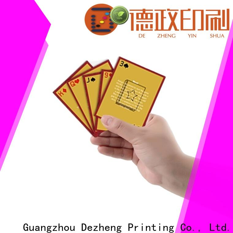 Dezheng factory scratch off poster Suppliers