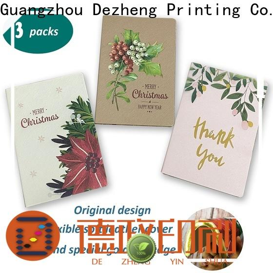 Dezheng ruled Wholesale Notebook Manufacturers for career