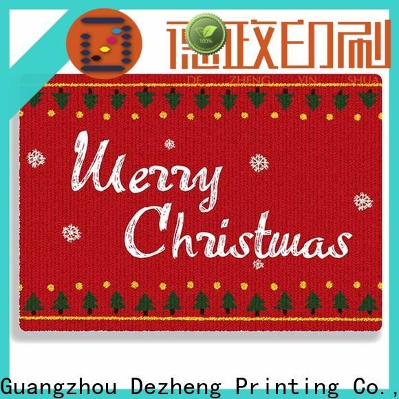 Dezheng Top christmas greeting card manufacturers
