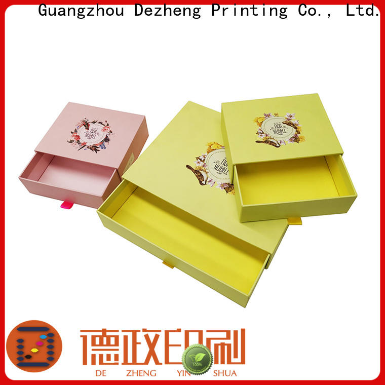 Dezheng Supply paper gift box