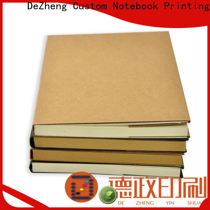 Latest hardback sketchbook Customized for business For notebook printing