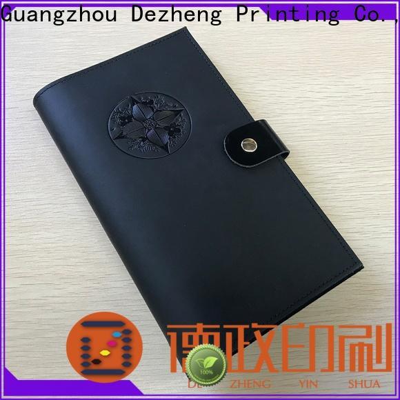 Dezheng photo album scrapbook supplies bulk production For meeting