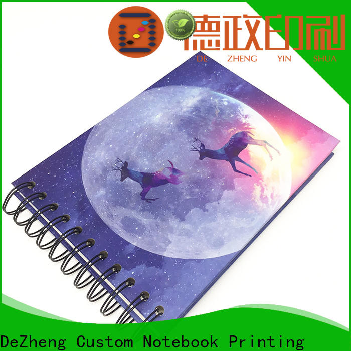 Dezheng New photo album with self stick pages for gift
