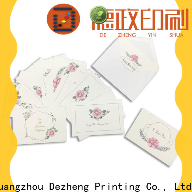Dezheng universal holiday greetings Supply