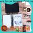 Dezheng free design sketchbook sizes manufacturers