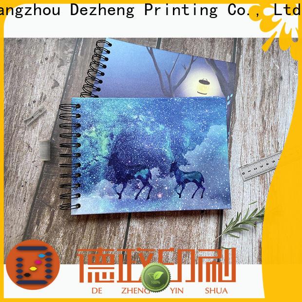 portable scrapbook photo album closure for gift
