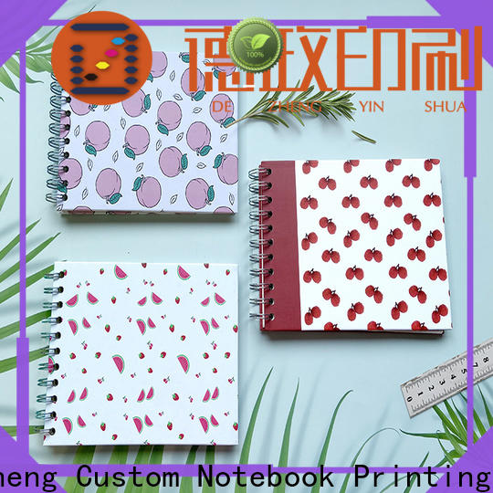 Dezheng binding photo album scrapbook company for festival