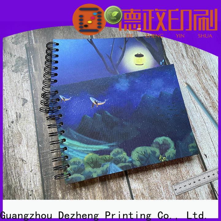 Custom scrapbook style photo album factory for friendship
