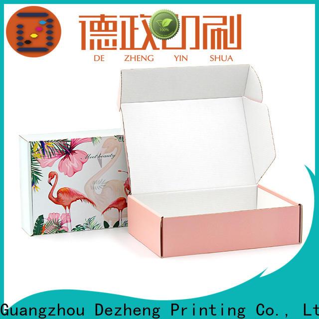 Dezheng custom printed paper boxes