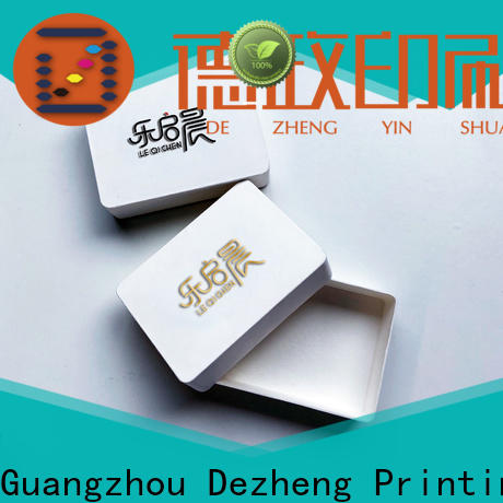 customization recycled paper box Supply