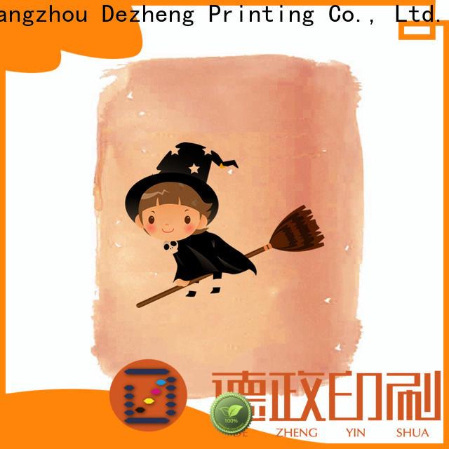 Dezheng multi xmas greeting card customization
