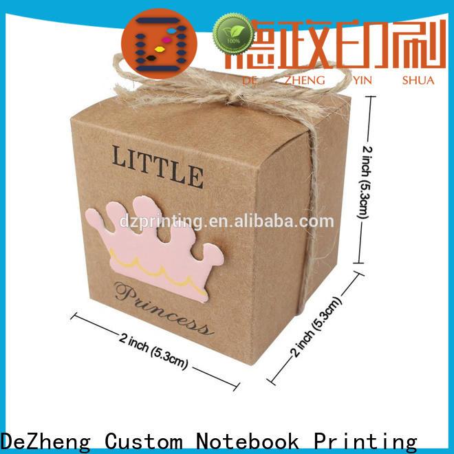 Dezheng factory paper box company factory