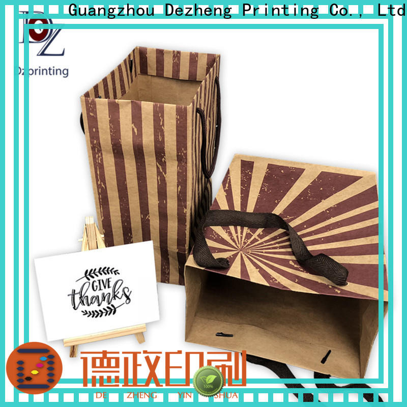 Dezheng custom printed boxes company