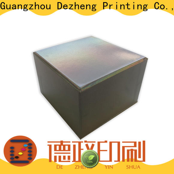 Dezheng cardboard box company manufacturers