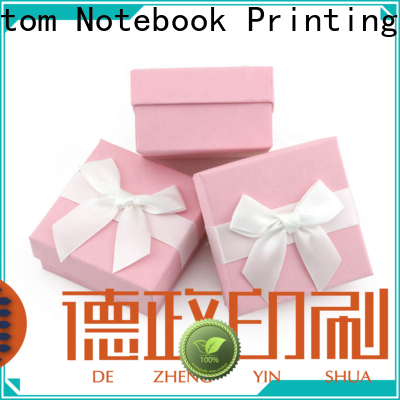 Dezheng manufacturers paper box for sale company