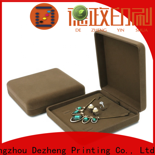 Dezheng cardboard shoe boxes