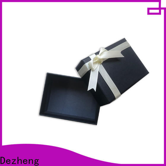 Dezheng customization paper box jewelry