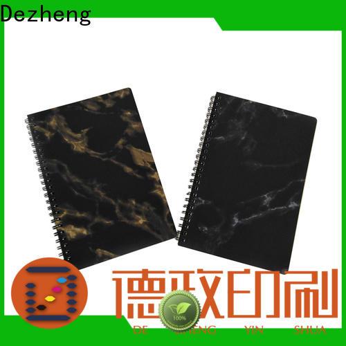 Dezheng Custom Notebook Manufacturing Companies for notetaking