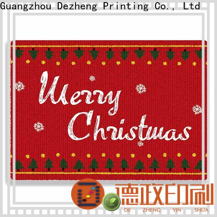 Dezheng portable custom christmas greeting cards manufacturers for Christmas gift
