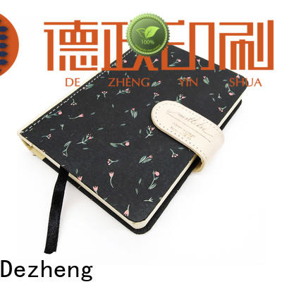 portable hardcover journal book writing Suppliers For note-taking