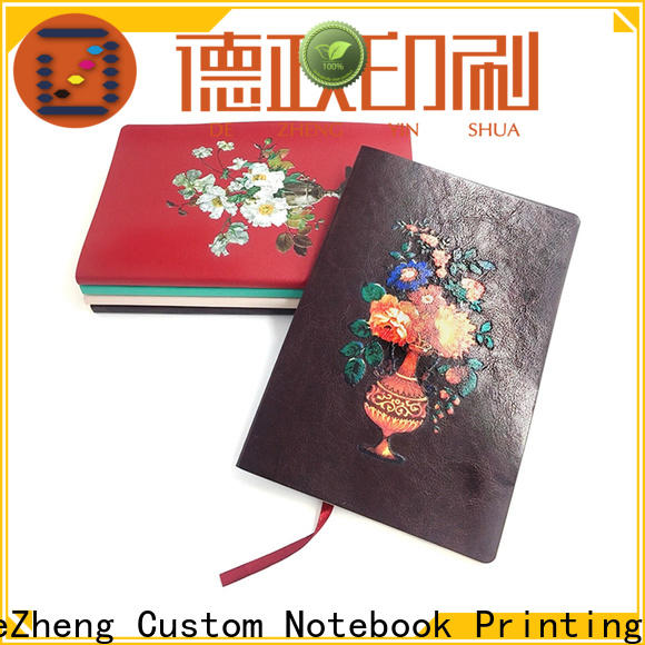 portable company logo notebooks edge customization For school