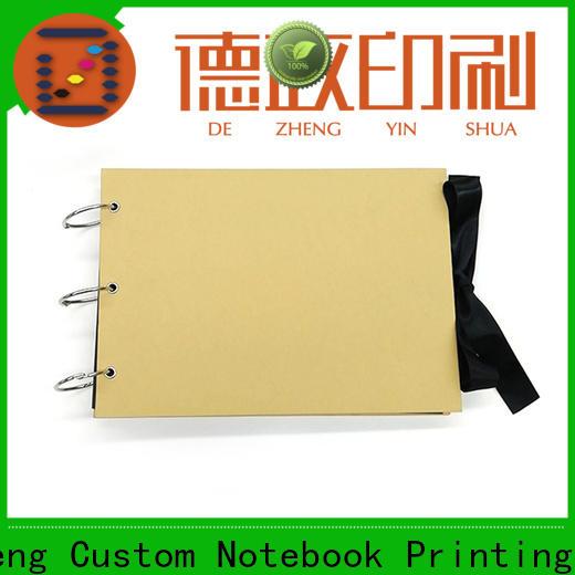 Dezheng diy photo scrapbook for business For Gift