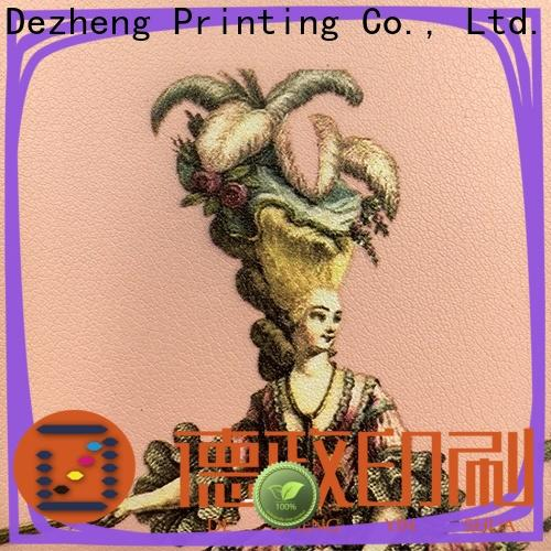 Dezheng High-quality custom notebook cover company for note taking