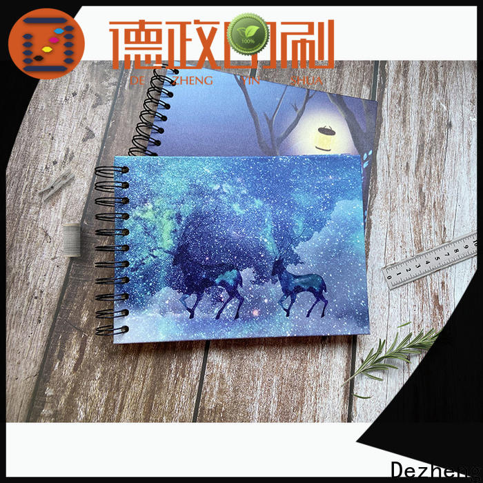 Dezheng card Notebooks For Students Wholesale Suppliers For Gift