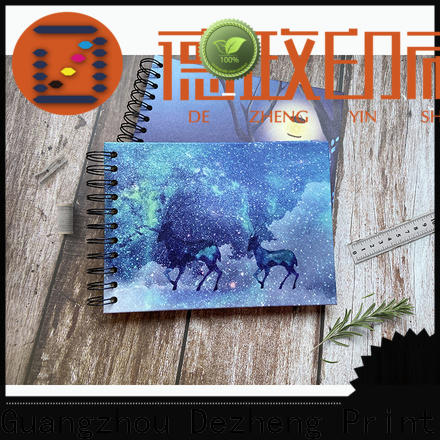 Dezheng Top scrapbook style photo album for business for friendship