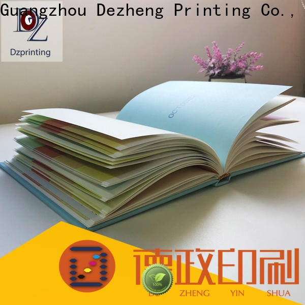 Dezheng latest Paper Notebook Manufacturers company for journal