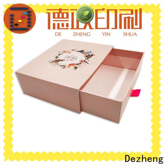 company kraft paper jewelry boxes
