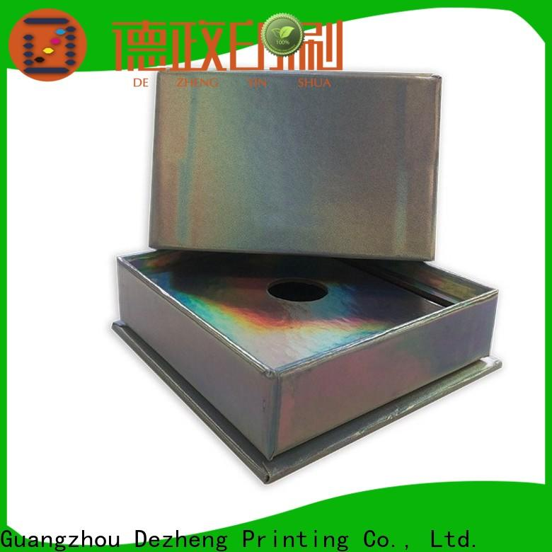 Dezheng cardboard box price for business