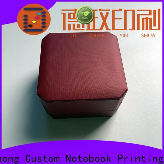 Dezheng high quality paper box factory