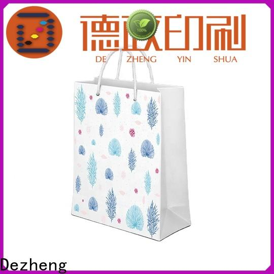 Dezheng company high quality paper box customization