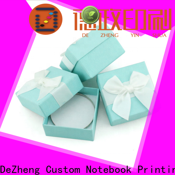 Dezheng factory recycled paper box Suppliers