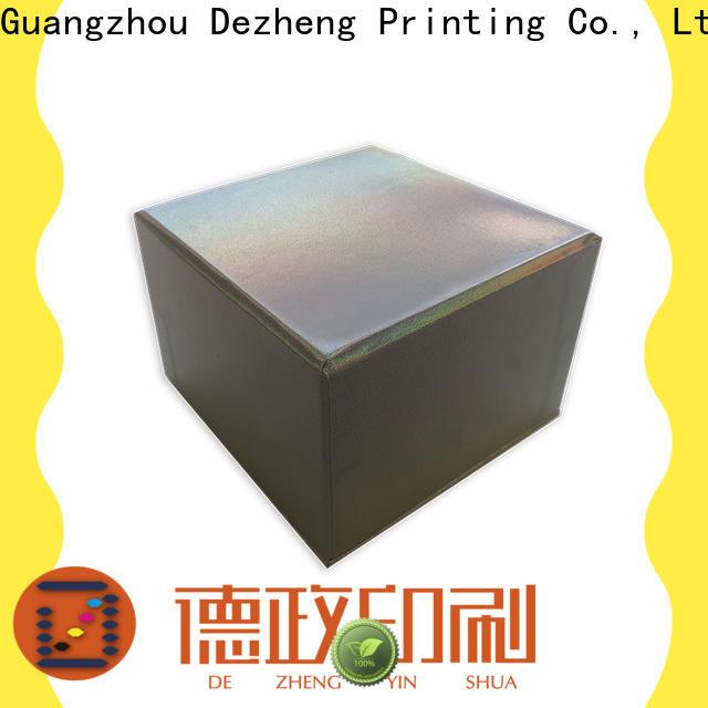 Dezheng company cardboard box suppliers