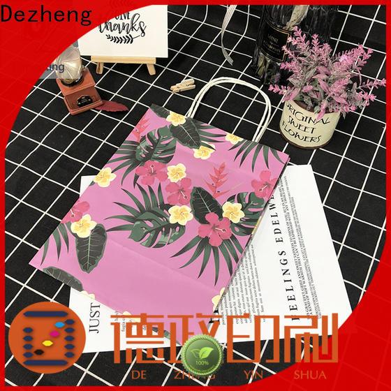 Dezheng kraft paper gift box manufacturers