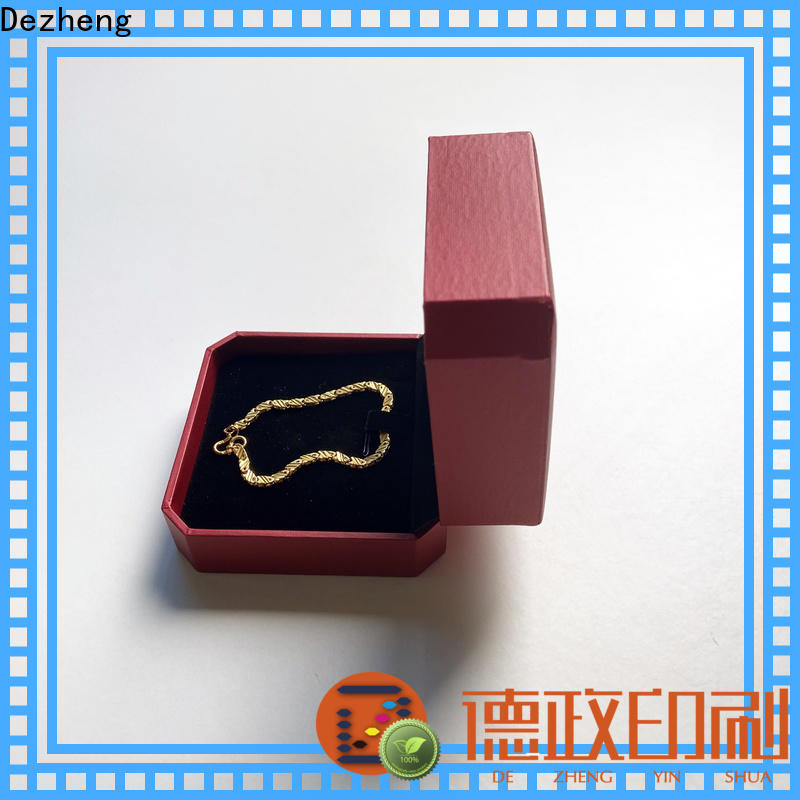 Dezheng for business cardboard packing boxes Supply