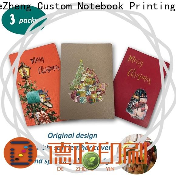 Best custom printed moleskine notebook manufacturers for career