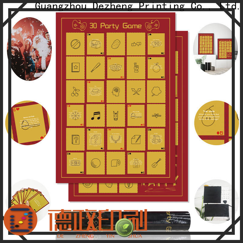 company scratch off poster professional sophisticated factory