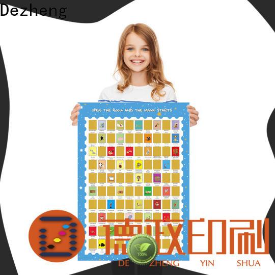Dezheng logo top 100 children's books for business for school