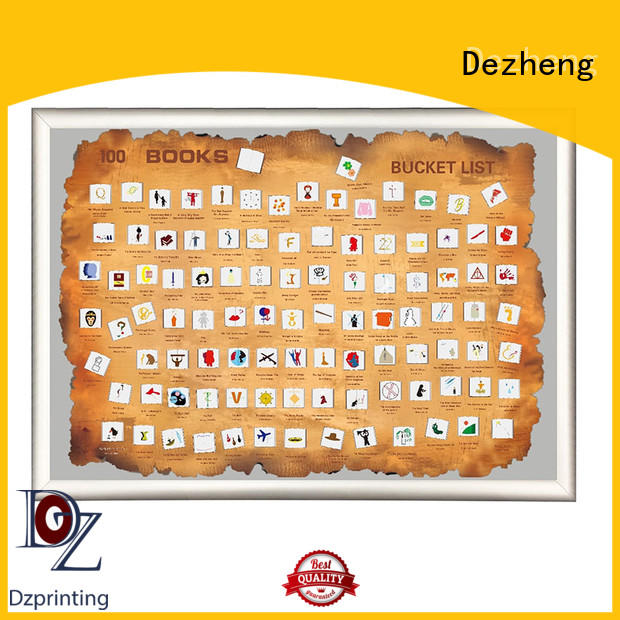 Dezheng high-quality 100 books ODM For