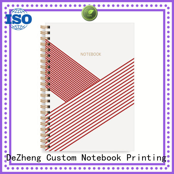 Dezheng pink Buy Notebooks Wholesale manufacturers for note taking